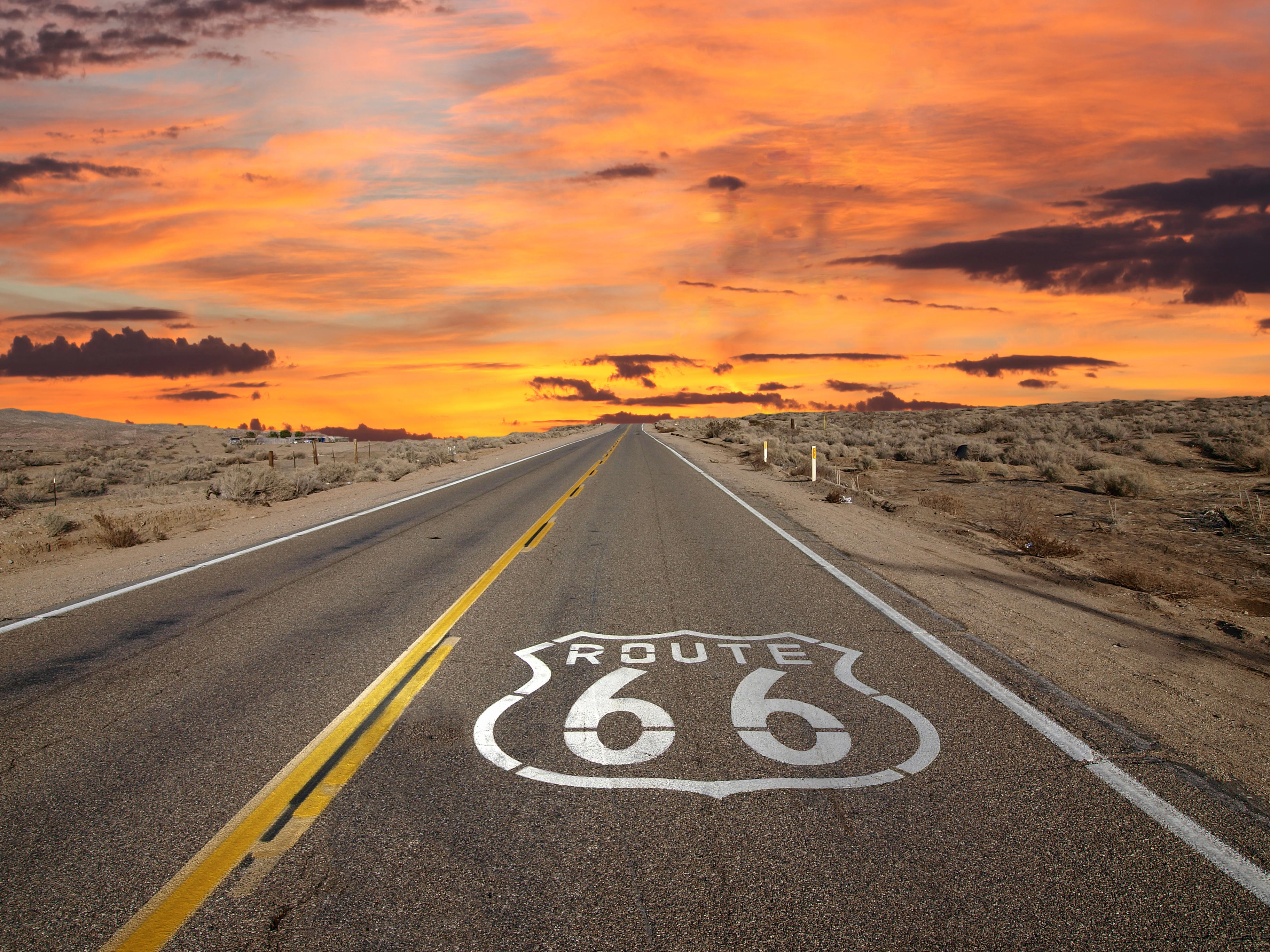 usa decouverte de la route 66