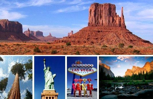 USA Voyage