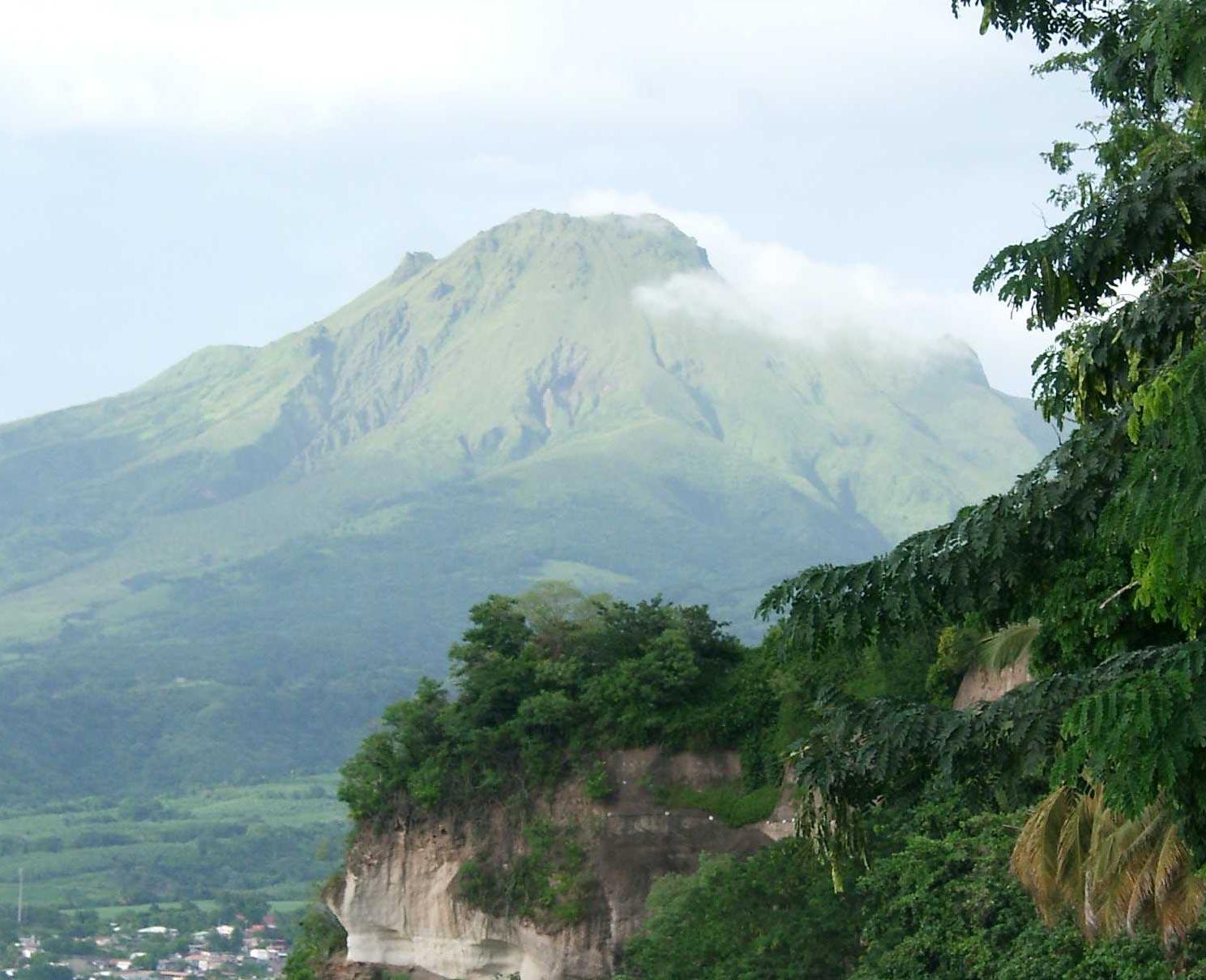 Le Mont Pelée