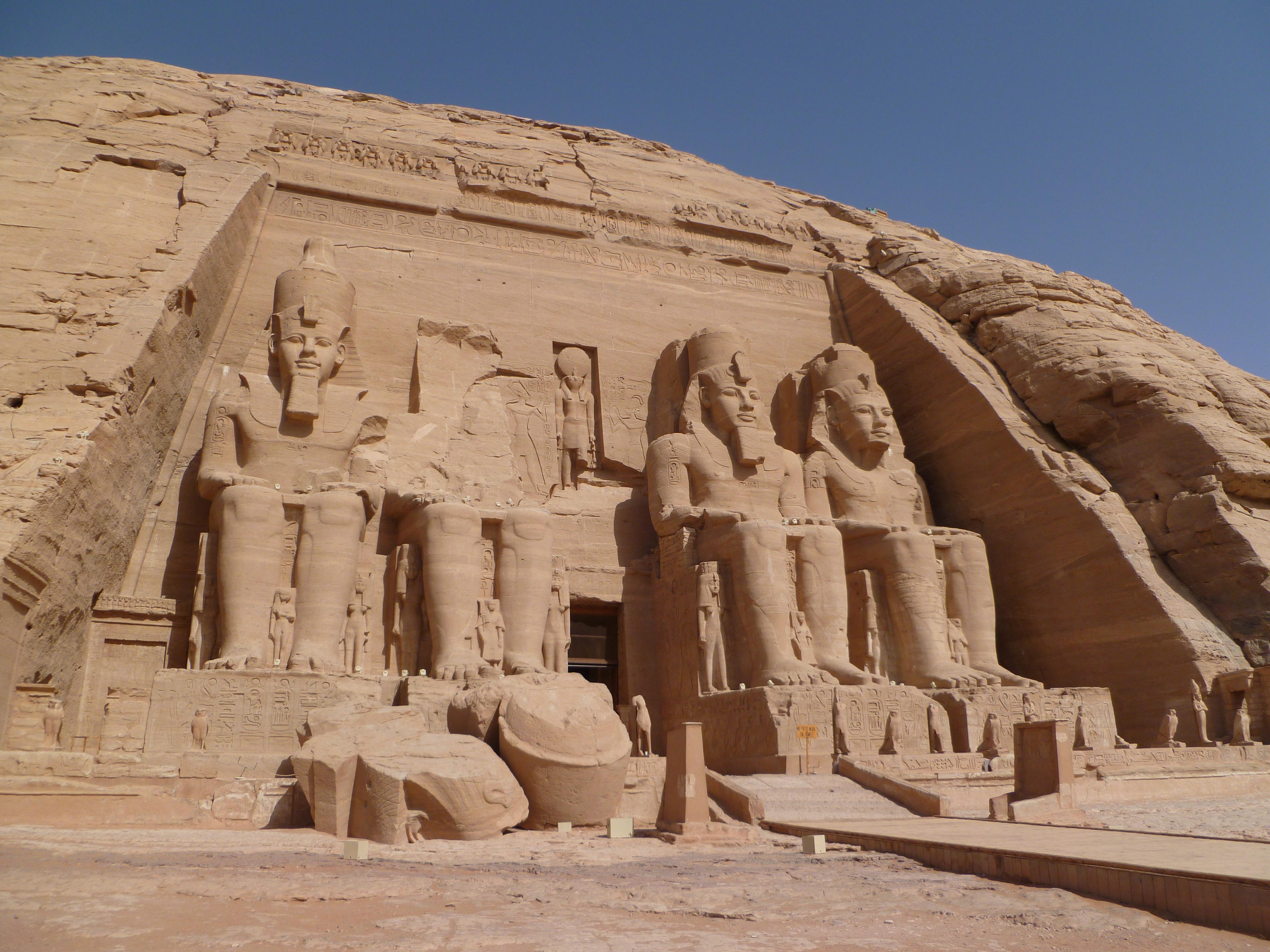 Abu Simbel - Egypte