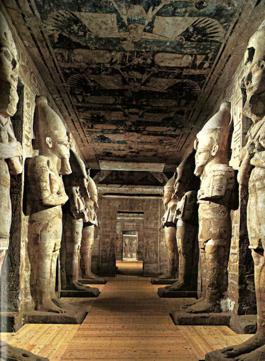 Sanctuaire Ramses II