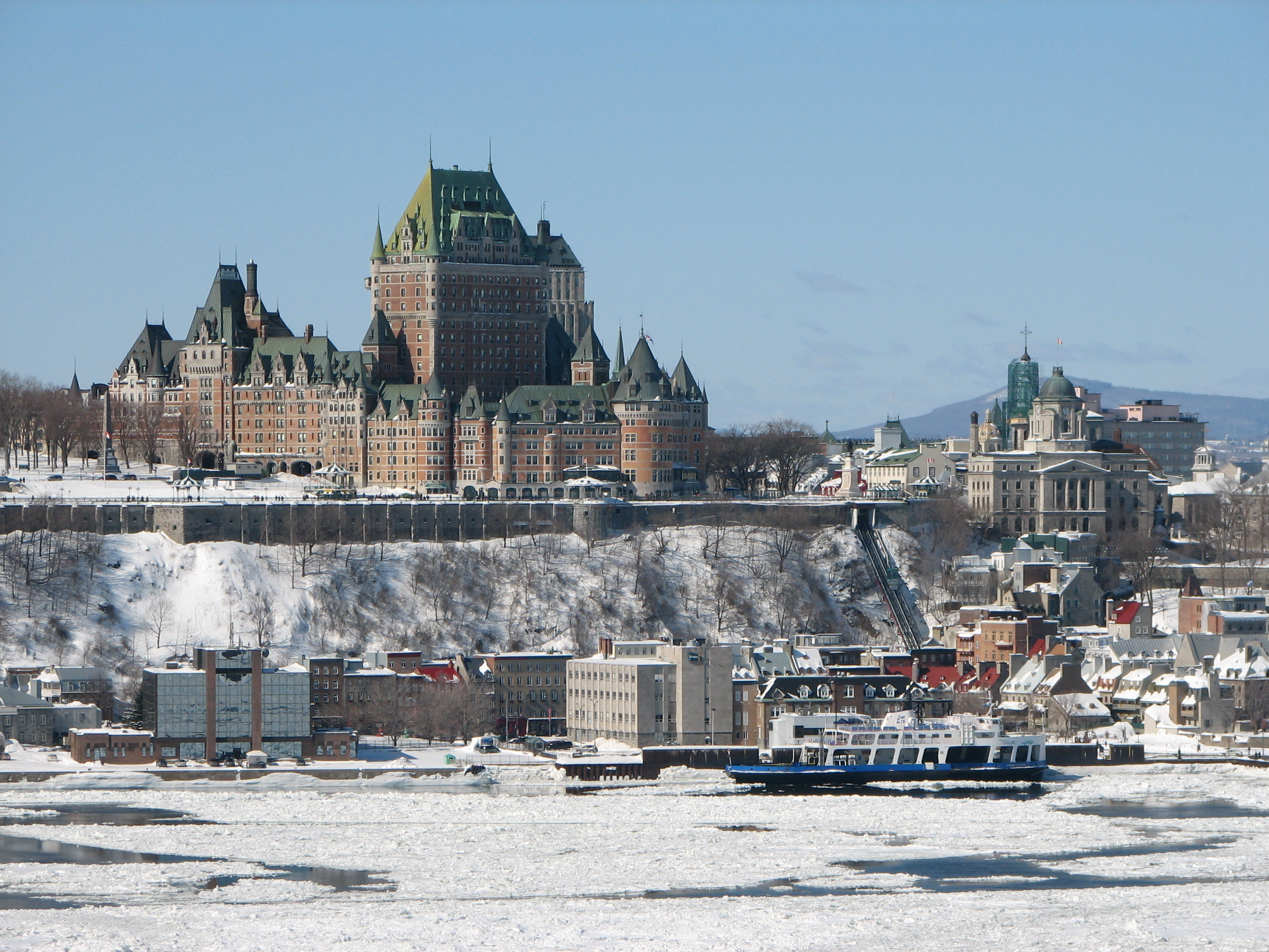 ville de quebec - photo