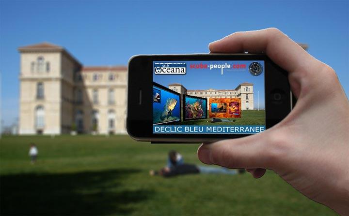 Réalité augmentée - iPhone