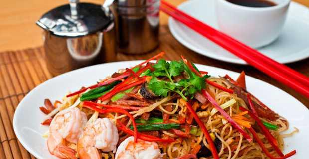 La cuisine Thailandaise