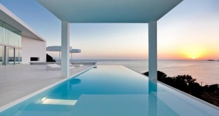 Villa Ibiza - vue sur mer