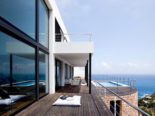 Villa de luxe à Ibiza
