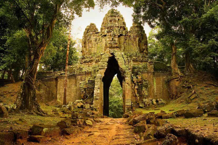 Voyage à Angkor au Cambodge