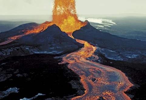 Kilauea Volcan