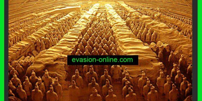 Les Soldats de Xian