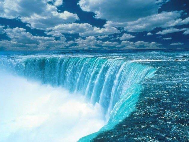 cascades des chutes du Niagara