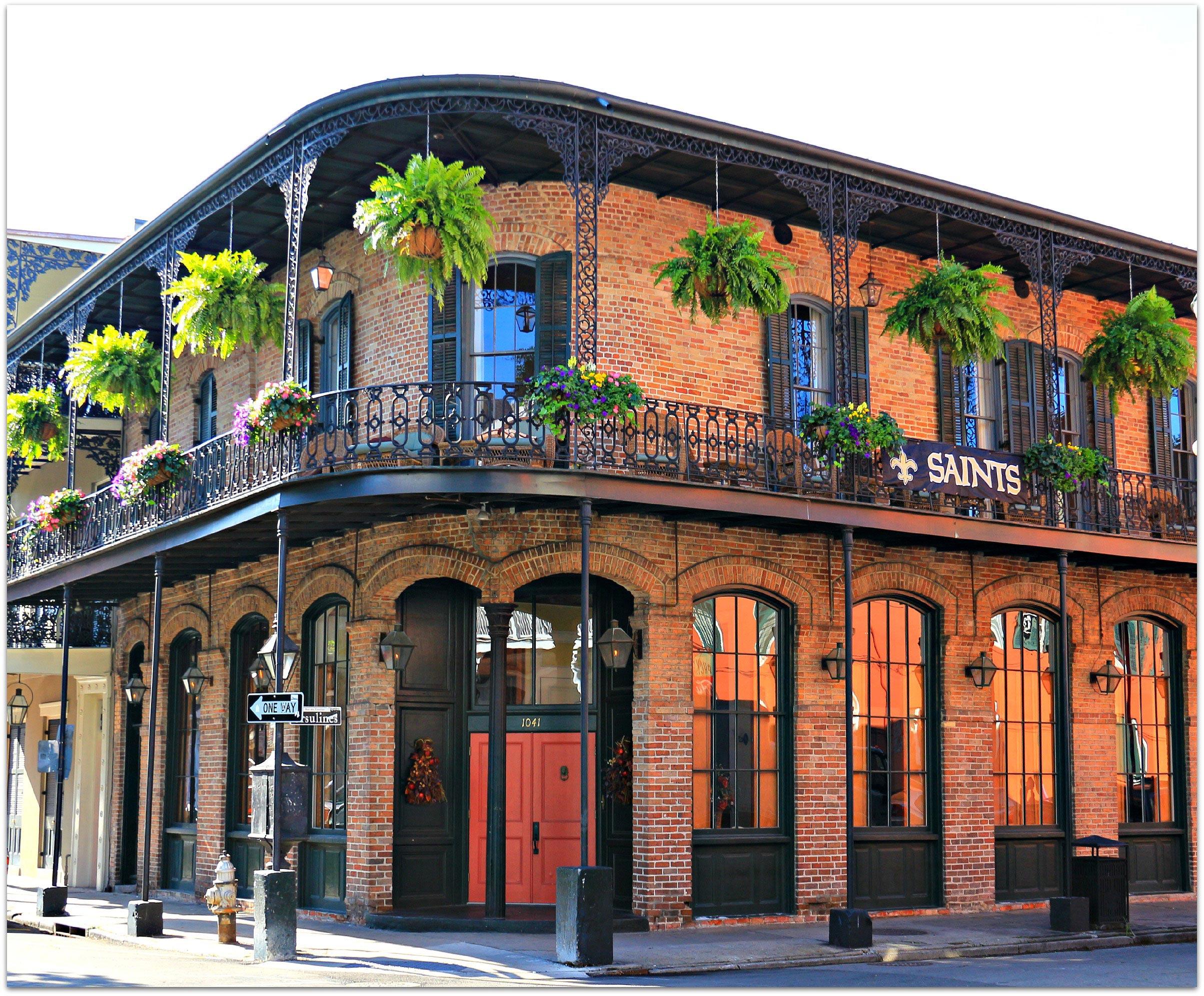 Nouvelle Orleans – French Quarter