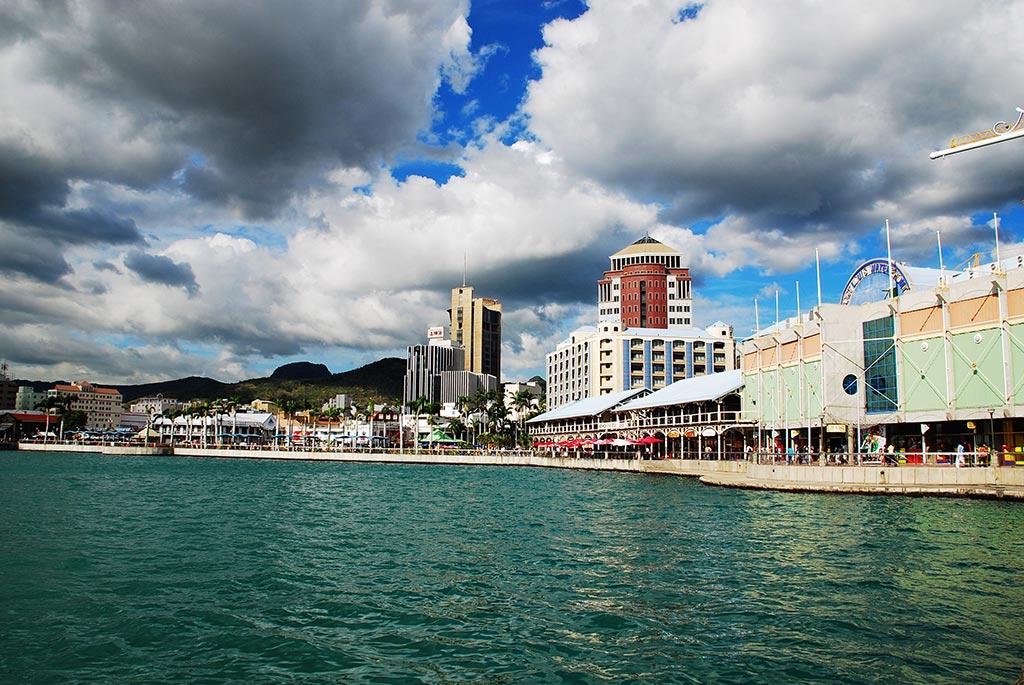 Baie de Port Louis- Ile Maurice