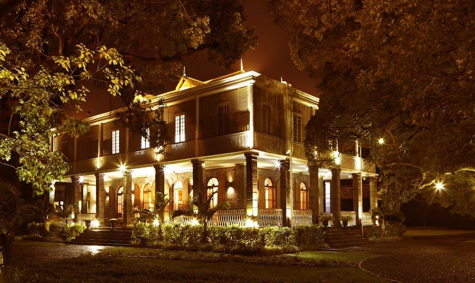 Architecture mauricienne - maison