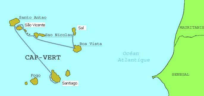 Iles du Cap Vert