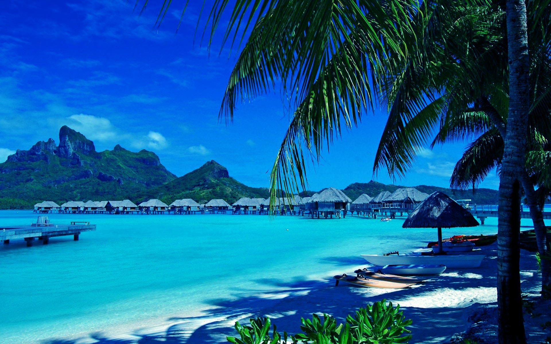 Les îles Hawaii