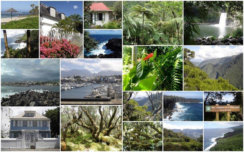 Ile de la Réunion - Tourisme