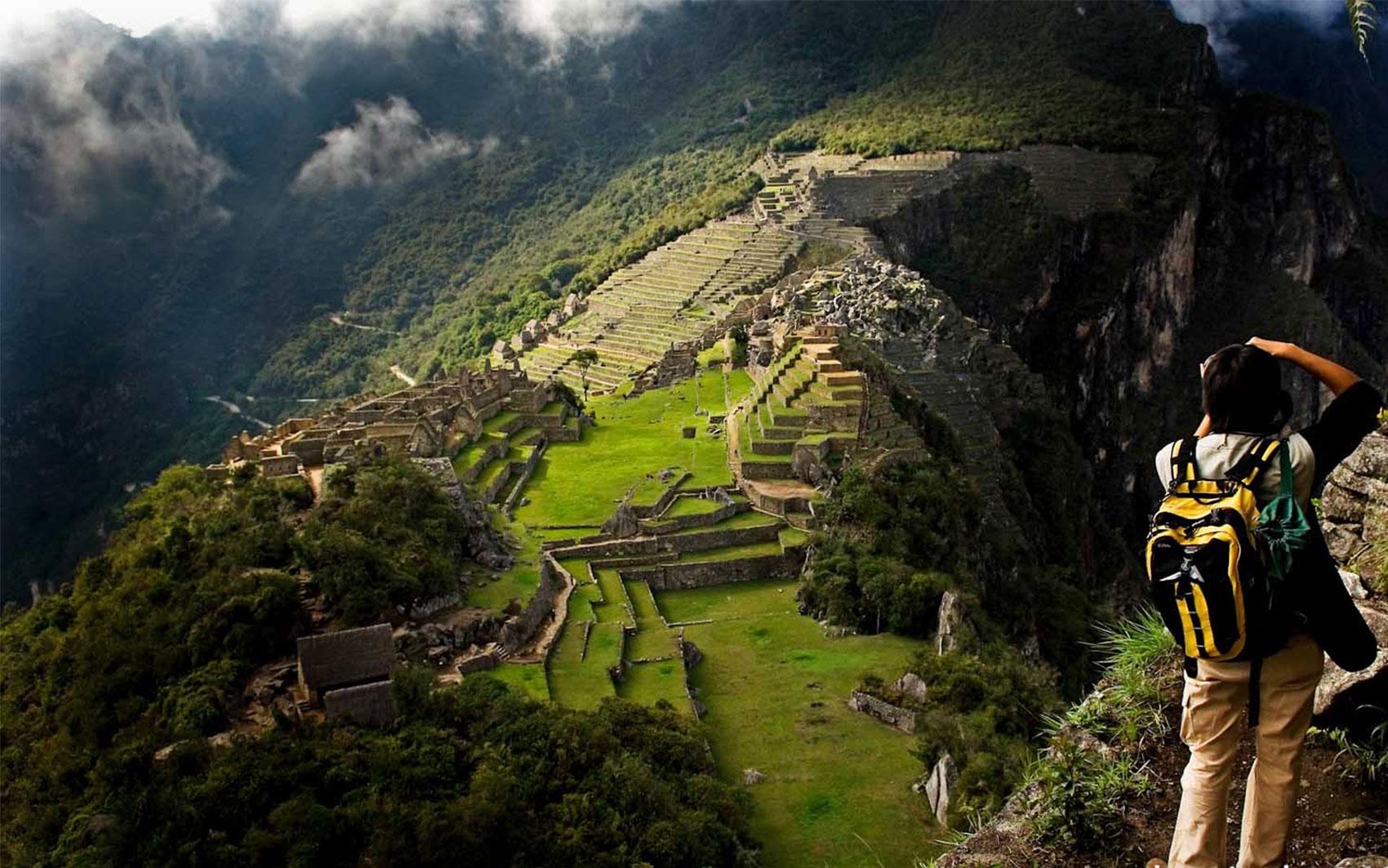 Trek sur le Machu Picchu