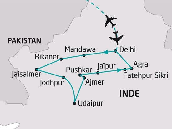Inde circuit