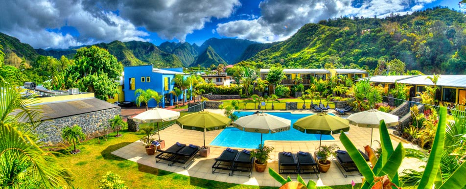 La Réunion - Hotel
