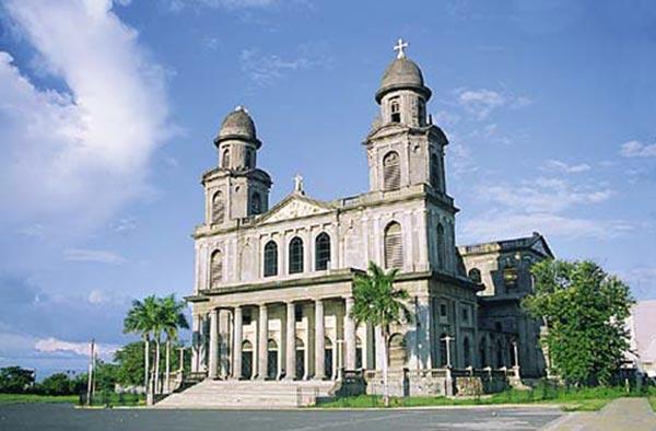 Managua - Capitale du Nicaragua