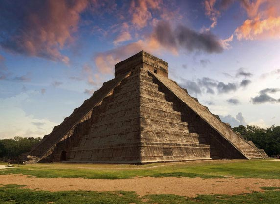 Mexique - Pramide de Kukulkan