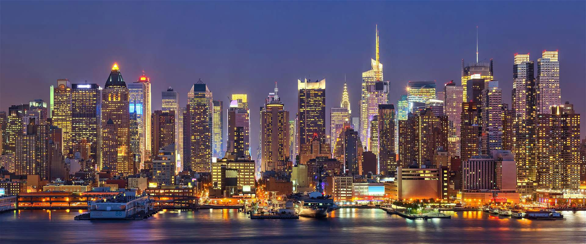 New York la nuit