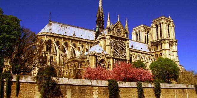 Notre Dame de Paris - Cathédrale