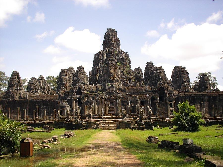 Paysage du Cambodge