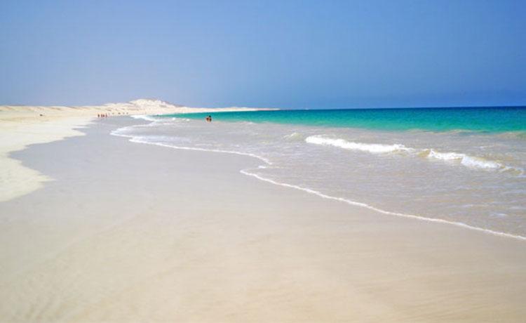 Plage du CapVert - Praia Chabez