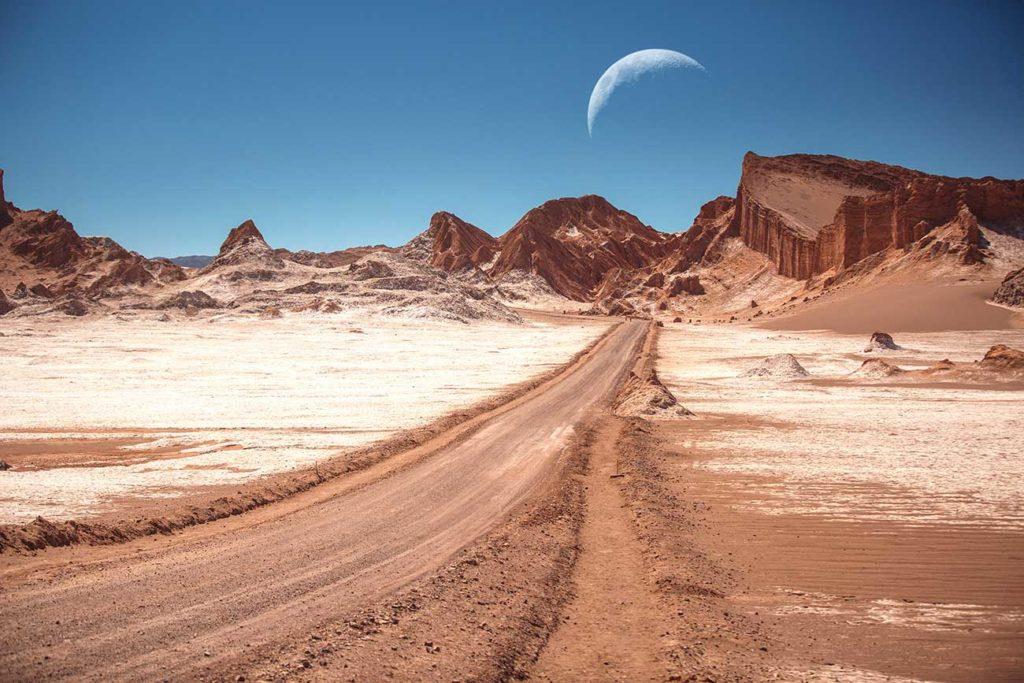 Atacama - Désert au Pérou