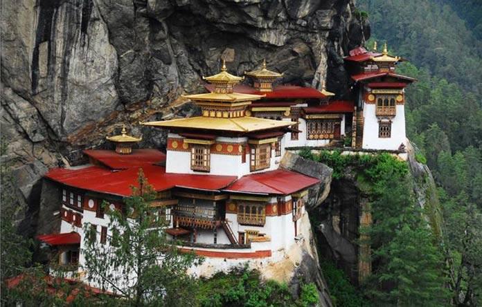 Voyage - Bhoutan