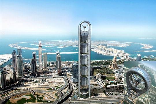 Projet immobilier Dubai