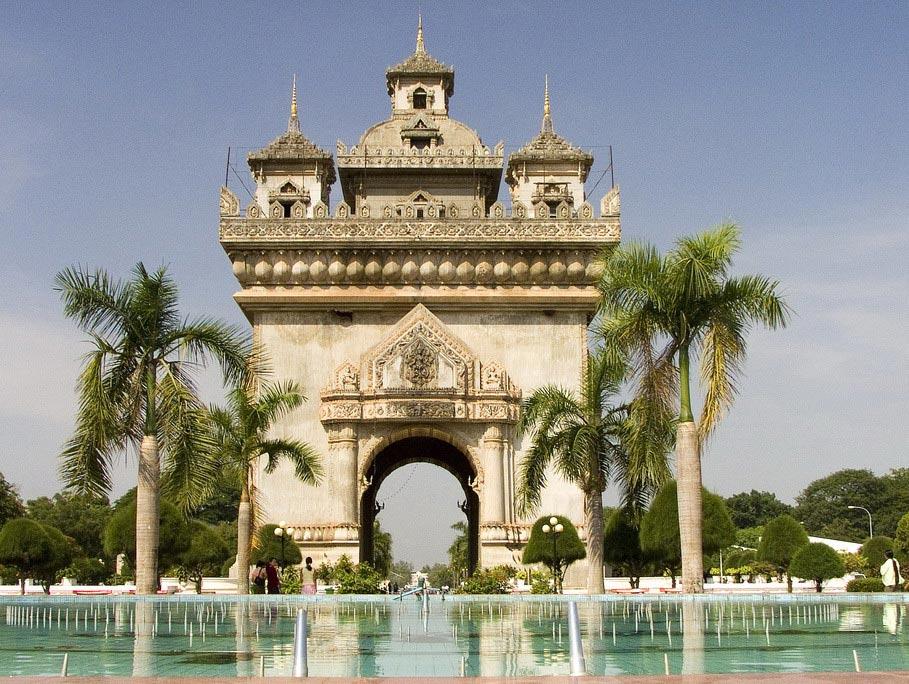 Capitale du Laos – Vientiane