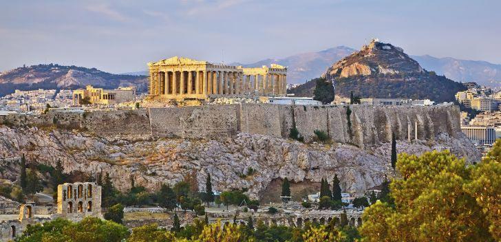 Athènes - Photo de la Ville