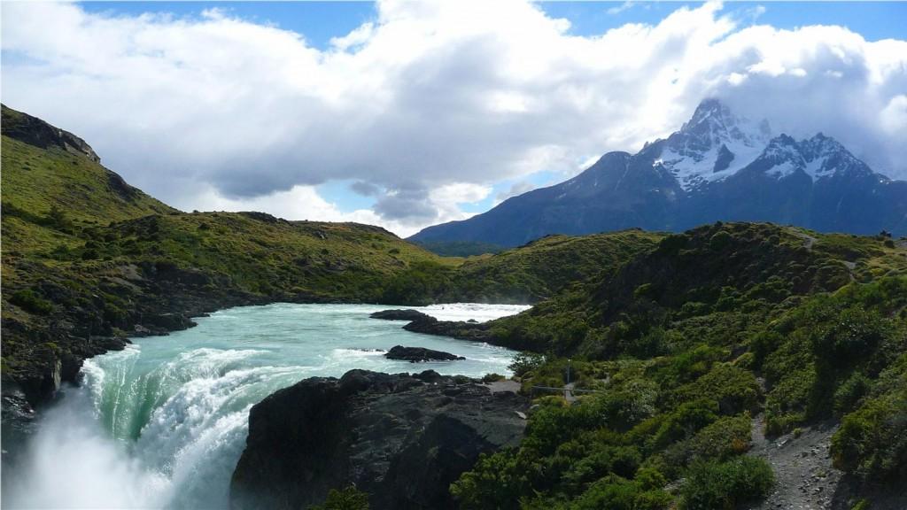 Chutes de Patagonie