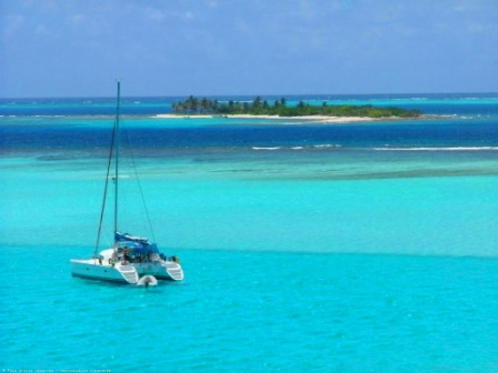 Croisiere Iles Grenadines