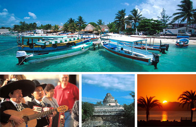 Mexique - Tourisme et Voyages