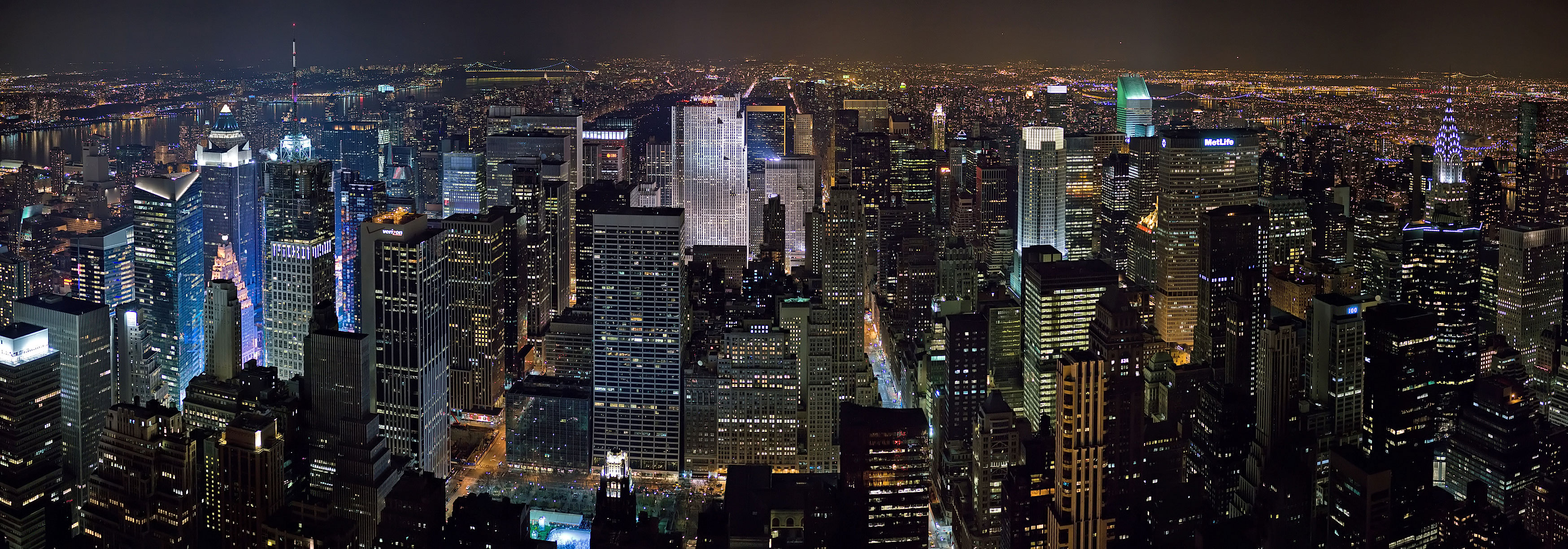 Photo de New York de Nuit