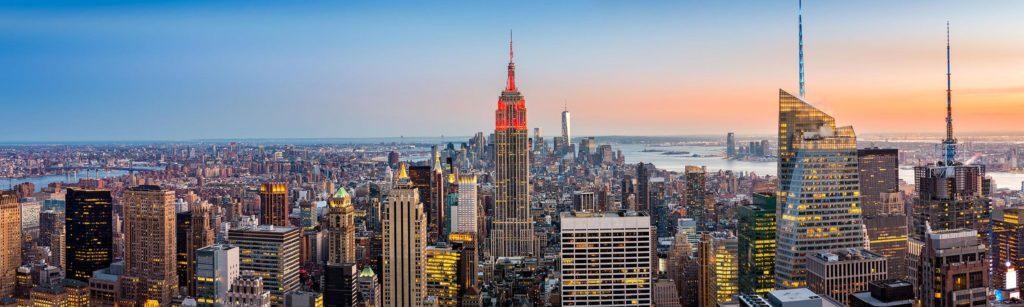 New York voyage