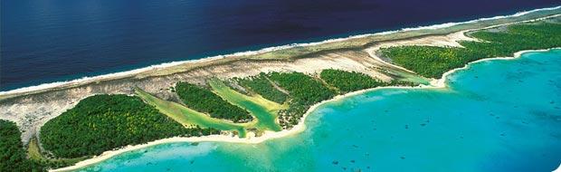 archipel des Tuamotu