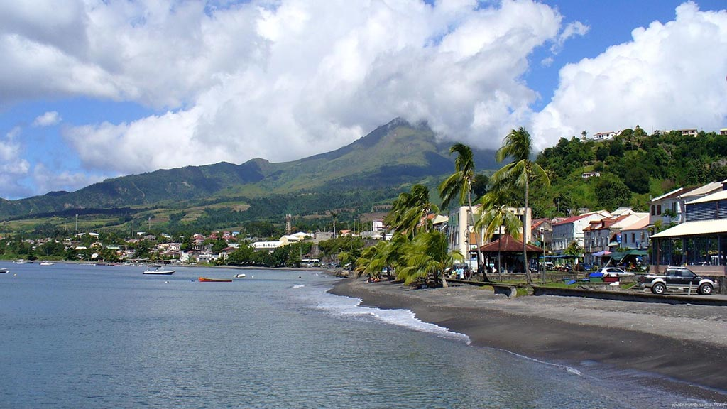 Saint-Pierre - Martinique