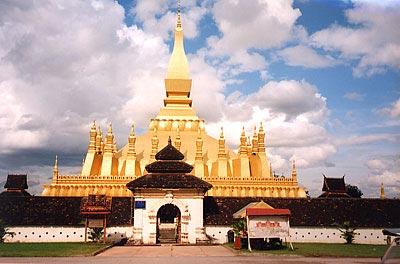 Vientiane - Capitale du Laos