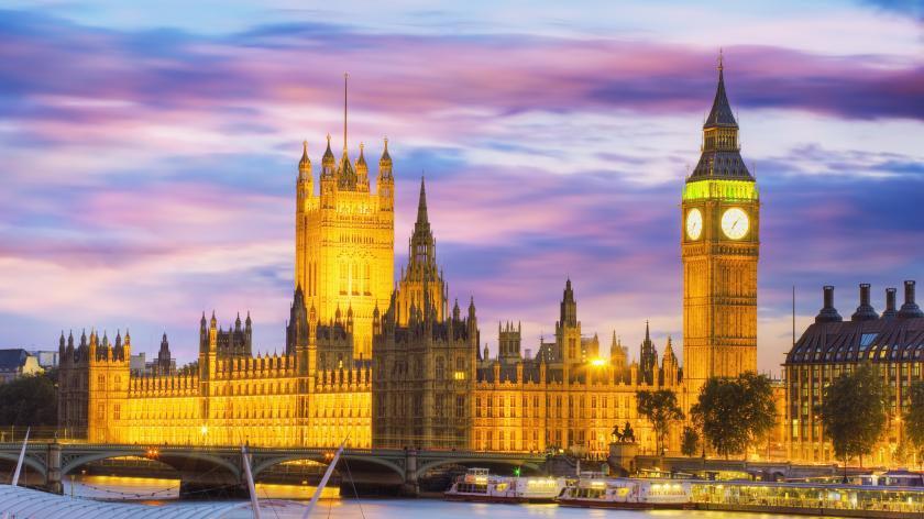 Londres  - Photo de nuit