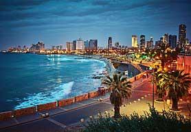 Tel_Aviv la nuit