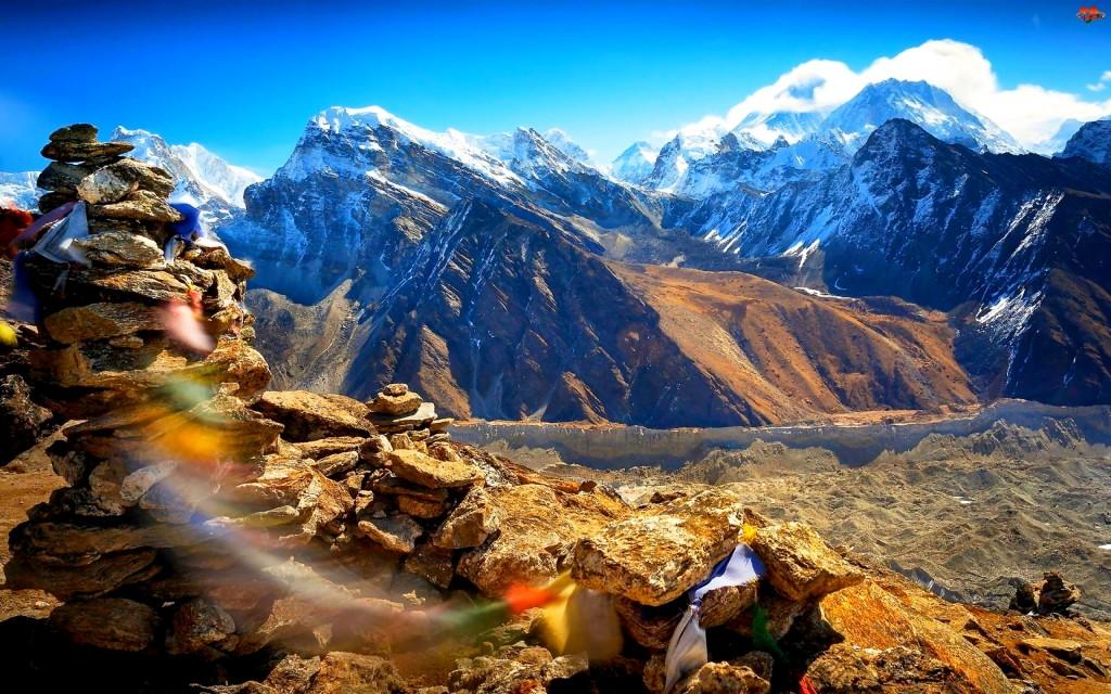 Tibet - Fond d'écran
