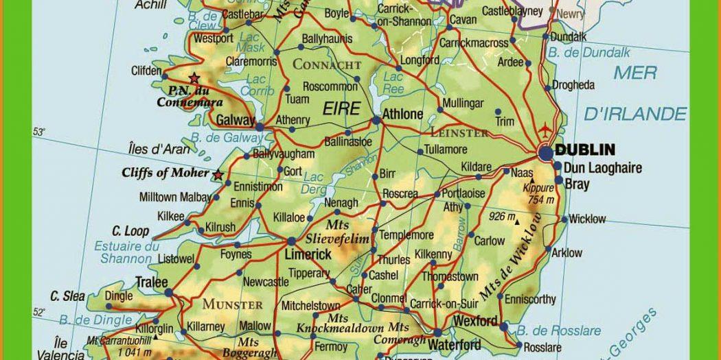 Carte-Irlande HD