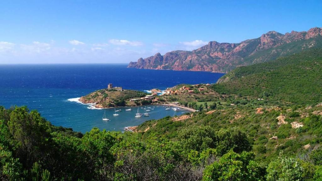 Golfe de Girolata-Corse du Sud