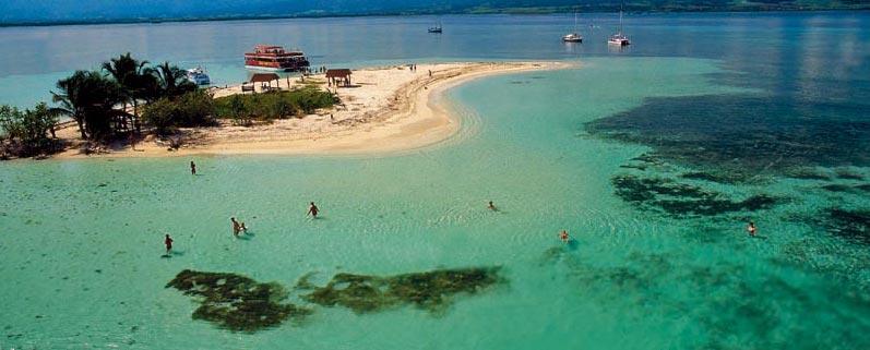 Guadeloupe ilet Caret