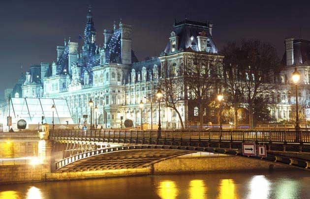 Image Hotel-de-Ville- de Paris