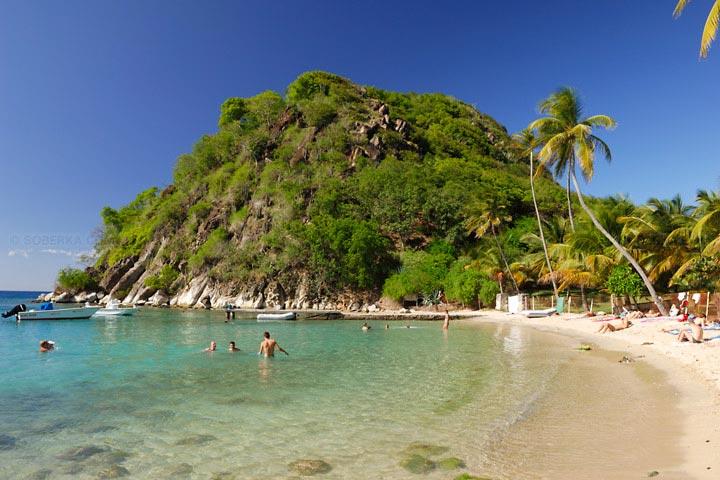 Baie du Pain de sucre - Les Saintes - Guadeloupe